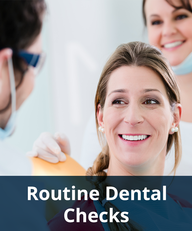 Dental Treatment Routine Check
