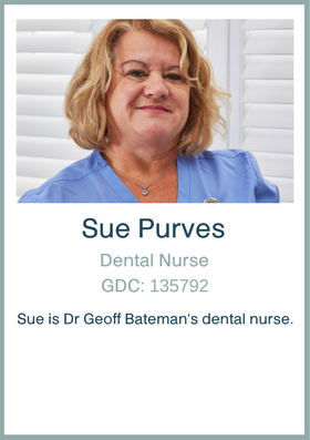 Sue Purves Dental Nurse Cheltenham